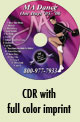 cdr full color printing